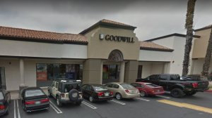 The Goodwill at 1101 E. Imperial Highway in Placentia is seen in this Google Maps Street View image.