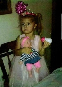 The FBI released this photo of Mariah Woods, who was reporting missing on Nov. 27, 2017.
