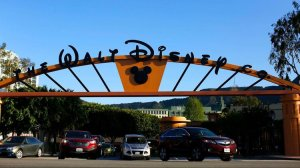 Walt Disney Co.'s headquarters in Burbank is seen in this file photo. (Credit: Barbara Davidson / Los Angeles Times)