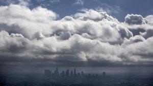 Cold snap hits California. (Credit: Brian van der Brug / Los Angeles Times)