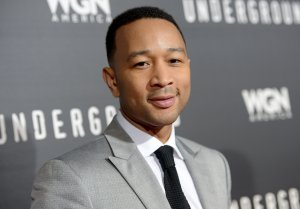 Executive producer John Legend attends WGN America's 'Underground' World Premiere on March 2, 2016 in Los Angeles. (Credit: Charley Gallay/Getty Images for WGN America)