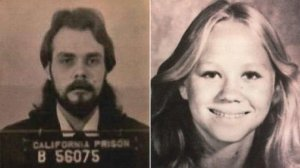 Mitchell Lynn Bacom, left, shown in a 1978 booking photo, was arrested this week for the kidnapping and slaying of Suzanne Bombardier in 1980. (Credit: Antioch Police Department)