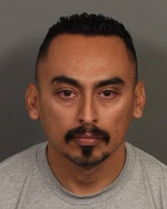 Oscar Rodriguez is pictured in a photo released by the Riverside County Sheriff Media Information Bureau.