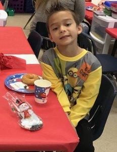 Kameron Prescott, a first grade student at Wiederstein Elementary School in Schertz, Texas, is seen in this undated photo. (Credit: SCUC Independent School District)