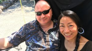 Dr. Antonio Wong and his wife Pratima. (Credit: Wong Family via CNN)