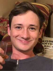 Blaze Bernstein is seen in a photo released by the Orange County Sheriff's Department.