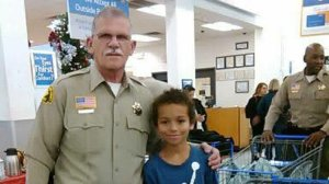 Deputy Larry Falce is seen in this photo posted on the SEBA Facebook page.