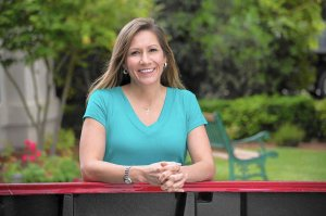An undated campaign photo shows Amanda Renteria. (Credit: Renteria for Congress)
