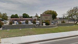 Ruben S. Ayala High School is seen in a Google Maps image.