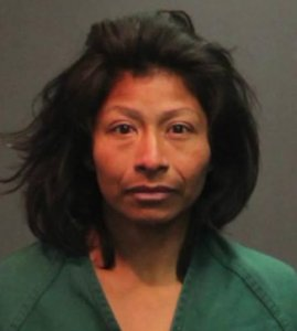 Claudia Hernandez Diaz is shown in a photo released by the Santa Ana Police Department on Feb. 21, 2018.