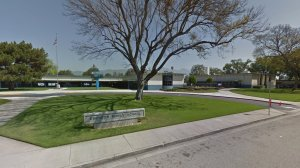 Emerson Middle School on Lincoln Avenue in Pomona is seen in a Google Maps Street View image from April 2014.