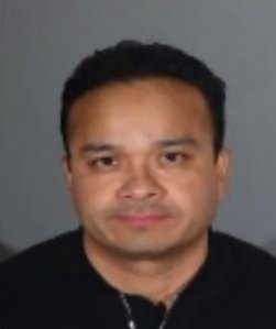 Nicolas Morales, 44, is seen in a booking photo released by the Alhambra Police Department on Feb. 27, 2018.