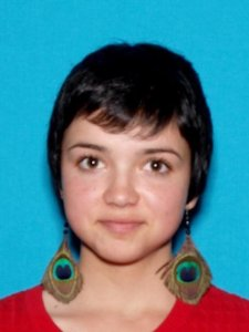 Rebekah Martinez is seen in a photo posted on the California Department of Justice's website.