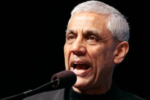 Venture capitalist and founder of Khosla Ventures and Sun Microsystems Vinod Khosla on March 4, 2008 in Washington, DC. (Credit: Chip Somodevilla/Getty Images)