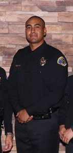 Officer Gregg Casillas is seen in a photo released March 10, 2018, by Pomona police.