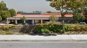 Robert O. Townsend Junior High School is seen in this image from Google Maps.