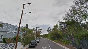 The area of 3rd Street and North Valley Drive in Manhattan Beach was the site of a teenage girl being assaulted on the night of March 2, 2018, police said a day later. (Credit: Google Maps)
