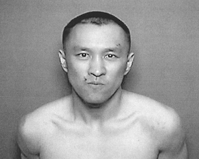 Yihong Peng, 30, appears in a booking photo released by the Orange County Sheriff's Department on March 31, 2018.