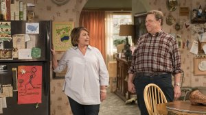 "The revival of '90s sitcom ""Roseanne"" drew in 18 million viewers, according to Nielsen, and ABC announced a second season of the show on March 30, 2018. (Credit: ABC via CNN)"