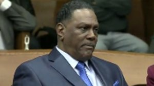 Richard Phillips was exonerated after spending 45 years in prison. (Credit: WDIV)