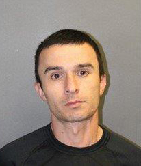 Robert Abalov, 32, is seen in a photo released March 2, 2018 by the Santa Monica Police Department.
