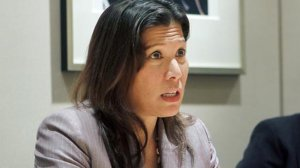 Chief Justice Tani Cantil-Sakauye appears in an undated photo. (Credit: Kirk McKoy / Los Angeles Times)