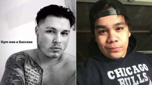 Jose Padilla, left, and Alvaro Martinez are seen in undated photos provided by loved ones.