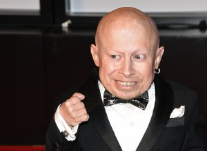 Actor Verne Troyer attends Muhammad Ali's Celebrity Fight Night XXI at the JW Marriott Phoenix Desert Ridge Resort and Spa on March 28, 2015 in Phoenix, Arizona. (Credit: Ethan Miller/Getty Images for Celebrity Fight Night)