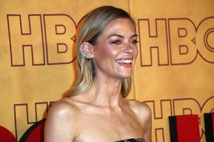 Jaime King attends HBO's Post Emmy Awards Reception at The Plaza at the Pacific Design Center in Los Angeles on Sept. 17, 2017. (Credit: Frederick M. Brown/Getty Images)