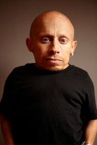 "Actor Verne Troyer poses for a portrait during the 2009 Toronto International Film Festival while promoting ""The Imaginarium Of Doctor Parnassus."" (Credit: Matt Carr / Getty Images)"