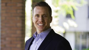 Missouri Gov. Eric Greitens is seen in a photo released by his campaign office.