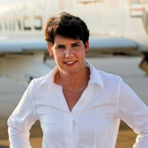 A Democratic candidate in Kentucky said Monday that she will pull her campaign ads from a local Sinclair station and called on other Democrats to do the same. (Credit: :@AmyMcGrathKY /Twitter via CNN)