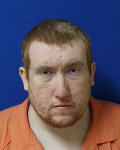 Joseph Daniels, 28, is seen in a booking photo released by the Tennessee Bureau of Investigation.