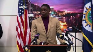 Just hours after he pried a rifle from a gunman who'd opened fire at a Waffle House in Tennessee, James Shaw Jr. launched a fundraiser to help the victims' families. (Credit: WSMV)
