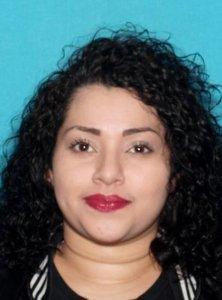 Maria Elizabeth De La Torre is seen in a photo tweeted by the LAPD on April 3, 2018.