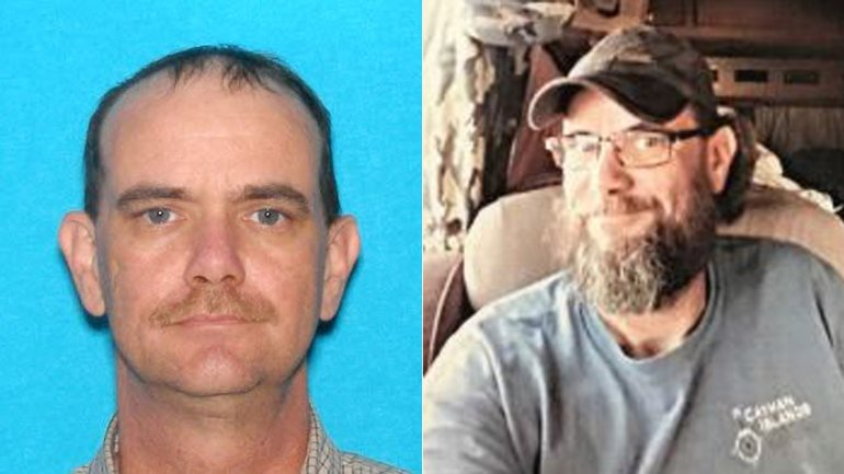 Stephen Houk is seen in undated photos released by the Los Angeles county Sheriff's Department.