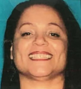 Nancy Amelia Jackson is seen in an image provided by the Los Angeles Police Department on May 23, 2018.
