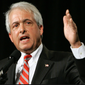 John Cox is seen in an image posted to his Facebook page on Jan. 12, 2018.