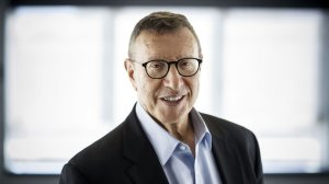 Veteran journalist Norman Pearlstine is the new executive editor of the Los Angeles Times. (Credit: Jay L. Clendenin / Los Angeles Times)