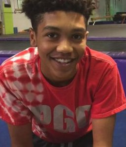 Antwon Rose is seen in a photo from his Facebook page obtained by CNN.