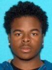 Alize Ross, 20, is seen in a driver's license photo released June 22, 2018, by San Bernardino police.