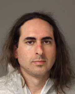 The Anne Arundel Police Department released this booking photo of Jarrod Ramos on June 29, 2018.