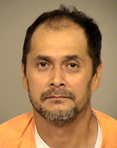 Julio Anaya, 47, appears in a booking photo released by Thousand Oaks police on June 19, 2018.