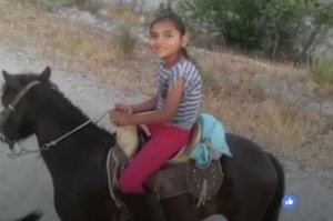 Yolanda Ceja is seen in an undated photo posted to a GoFundMe page on July 11, 2018.