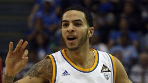 Former UCLA basketball player Tyler Honeycutt is pictured in January 2011. (Credit: Luis Sinco / Los Angeles Times)