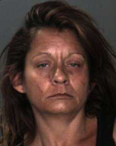 Cynthia Christine Molina, 51, is seen in a booking photo released July 13, 2018.