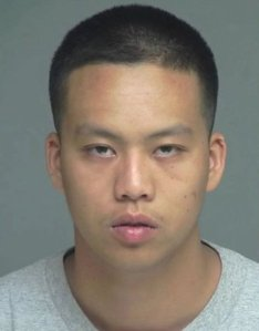Garden Grove police provided this booking photo of Ty Minhgat Phan on July 26, 2018.