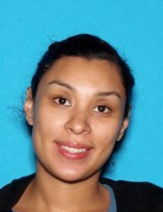 Mercedes Vanesa Guevara, 31, is seen in a driver's license photo released July 16, 2018, by San Bernardino police.
