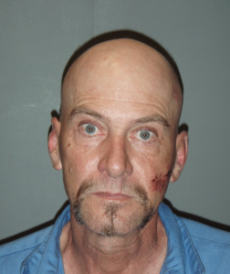 Timothy Wayne Johnson, 57, is seen in a photo released by the Santa Barbara County Sheriff's Office on July 28, 2018.