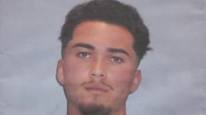 Davis Moreno-Jaime is seen in a photo released by CSUN police and LAPD on Aug. 3, 2018.